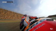 AragonGP - Honda OnBoard  EP4