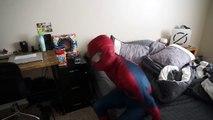 Spiderman vs Zombie Spiderman Orbeez Bath Time SuperHero fun in Real  PART 1