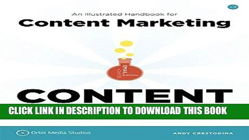 Best Seller Content Chemistry: An Illustrated Handbook for Content Marketing Free Read