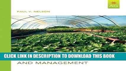 Ebook Greenhouse Operation and Management (7th Edition) Free Download