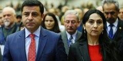 Son Dakika! HDP'ye Terör Operasyonu: Selahattin Demirtaş ve Figen Yüksekdağ Gözaltında