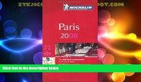 Big Deals  Michelin Red Guide 2008 Paris: Restaurants   Hotels (Michelin Red Guide: Paris)  Best