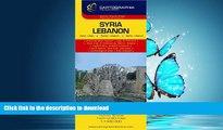 GET PDF  Syria, Lebanon = Syrie, Liban = Syrien, Libanon = Sziria, Libanon (Country Map) FULL