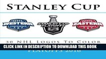 [DOWNLOAD] PDF Stanley Cup Playoffs 2016: All 30 NHL Logos To Color: Unique Ice Hockey coloring