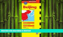 READ THE NEW BOOK Beijing Travel Map: China Regional Maps 2005/2006 Edition (Periplus Travel Maps)