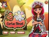 Baby Games For Kids - Ever After High Spring Unsprung Cerise Hood