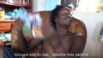 PARODIE SNKLMC - Love dun caillou - ( Fababy Aya Nakamura Love dun voyou) new