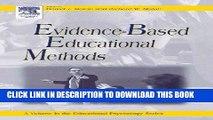 Ebook Evidence-Based Educational Methods (Educational Psychology) Free Read