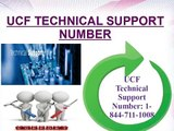 1-844-711-1008 UCF email tech support - customer service - customer care - phone number