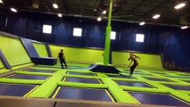 Air Riderz Trampoline Park: Fun Element at Mississauga, Oakville, Milton, Brampton