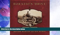 Big Deals  Horatio s Drive: America s First Road Trip  Full Read Best Seller
