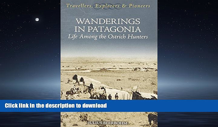 READ  Wanderings in Patagonia: Or Life Among the Ostrich Hunters (Travellers, Explorers