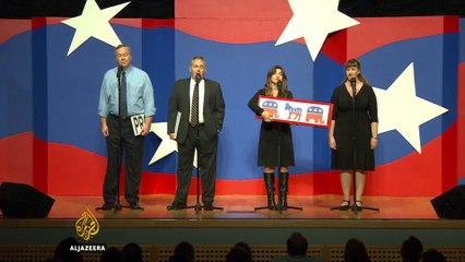 Pemilihan Umum Amerika 2016: Para Komedian Mendapat Tawa Terakhir
