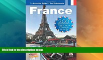 Big Deals  France: the essential guide for car enthusiasts: 200 things for the car enthusiast to