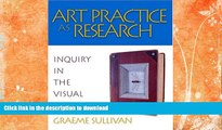 READ  Art Practice as Research: Inquiry in the Visual Arts FULL ONLINE
