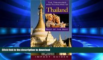 FAVORIT BOOK The Treasures and Pleasures of Thailand: Best of the Best (Treasures   Pleasures of