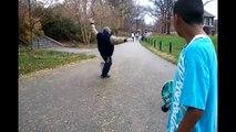 Skateboarding Fail Compilation - Most Ultimate Painful Skate Fails - Broken Bones N Balls Collection