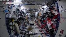Embarquez dans la station spatiale internationale !