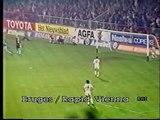 01.10.1986 - 1986-1987 UEFA Cup Winners' Cup 1st Round 2nd Leg Club Brugge 3-3 Rapid Wien