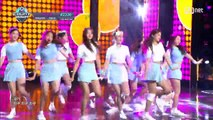 [I.O.I - Very Very Very] KPOP TV Show _ M COUNTDOWN 161101 EP.499-iH8_ntvdqUY