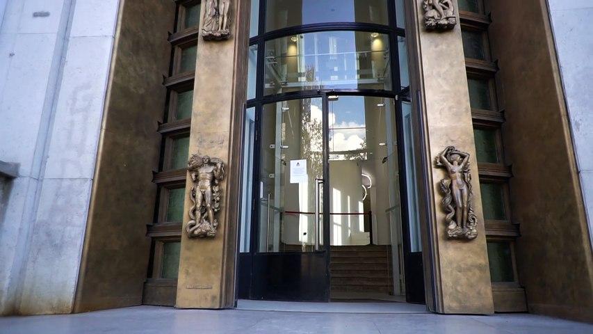 Exposition Carl Andre : Sculpture as Place, 1958-2010 | Musée d'Art moderne de la Ville de Paris