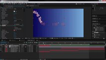 12 After Effects Text Animation - Text and Masks