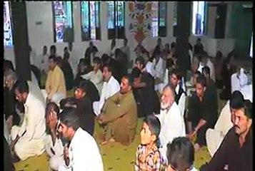 Majlis from Pangali, Lahore, PAKISTAN on 4th Nov 2016 PART-2