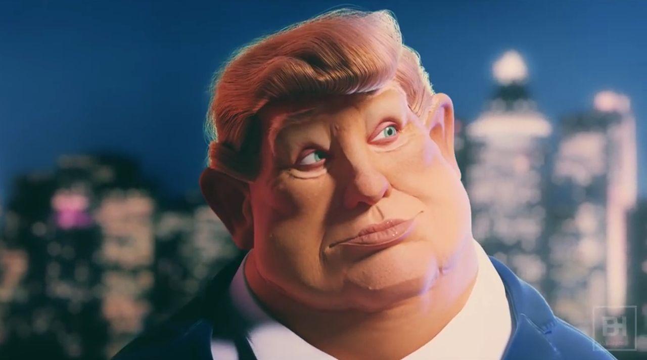 TRUMP (Pump Trump)