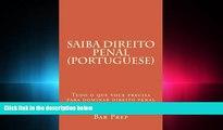 book online  Saiba Direito Penal (Portuguese): Tudo o que voce precisa para dominar direito penal