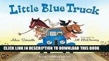 Best Seller Little Blue Truck board book Free Read