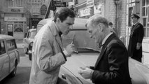 Anthony Newley in clip from 1960s British thriller The Small World of Sammy Lee – video