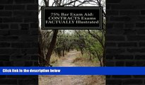 read here  75% Bar Exam Aid: CONTRACTS Exams FACTUALLY Illustrated: Pass your Contracts law exams