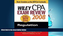 different   Wiley CPA Exam Review 2008: Regulation (Wiley CPA Examination Review: Regulation)