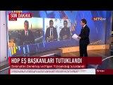 HDP Eş Başkanları Selahattin Demirtaş ve Figen Yüksekdağ Tutuklandı