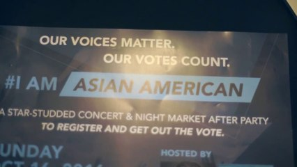 This is What Asian Americans Had to Say About Voting at the #IAmAsianAmerican Concert 2016