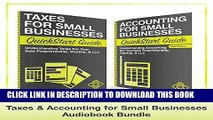 Read Now Taxes   Accounting for Small Businesses - QuickStart Guides: The Simplified Beginner s