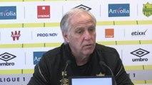 Foot - L1 - Nantes : Girard «Gentil mais pas con»