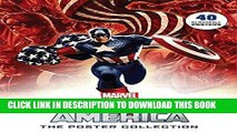 Ebook Captain America: The Poster Collection: 40 Removable Posters (Insights Poster Collections)