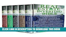 Read Now Real Estate Investing Bible: 5 Manuscripts- Beginner s Guide to Real Estate Investing+