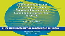 Read Now Advances in Design and Specification Languages for SoCs: Selected Contributions from FDL