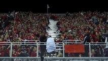 Quand Moïse débarque en plein millieu d'un match de football américain