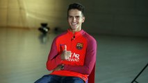 """Denis Suárez: """"I had a fantastic year at Sevilla and going back will be special"""""""