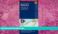 Books to Read  Wales Road Map (AA Road Map Britain #6)  Full Ebooks Most Wanted