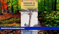 READ NOW  Cameroon 1:1,500,000 and Gabon 1:950,000 Travel Map (International Travel Maps)  Premium