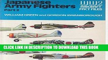 [PDF] Japanese Army Air Force Fighters, Part 1 (WWII Aircraft Fact Files) Full Colection