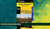 Must Have  Best Easy Day Hiking Guide and Trail Map Bundle: Rocky Mountain National Park (Best