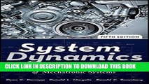 [PDF] System Dynamics: Modeling, Simulation, and Control of Mechatronic Systems Full Online
