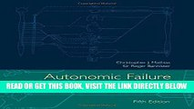 [READ] EBOOK Autonomic Failure: A Textbook of Clinical Disorders of the Autonomic Nervous System
