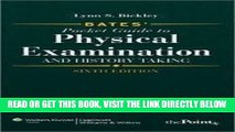[READ] EBOOK Bates  Pocket Guide to Physical Examination and History Taking Sixth, North American