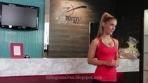 Sexy Bikini Body Workout Part 1 - Lean Legs and Bikini Butt - Ellie Gonsalves